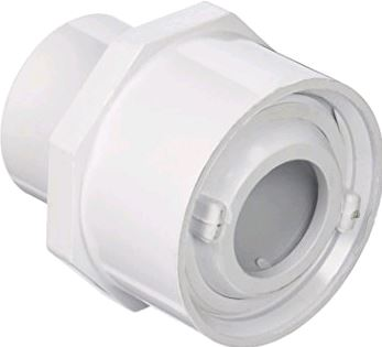 Flush Mount White - 86204200