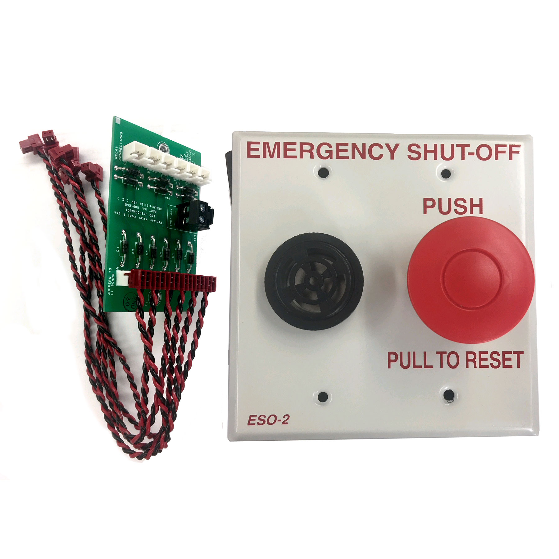 Pentair Shut Off Swith w-Module - ESO3
