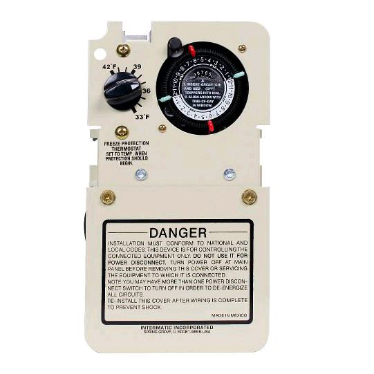 Intermatic Freeze Protect Timer PF1103MT-2