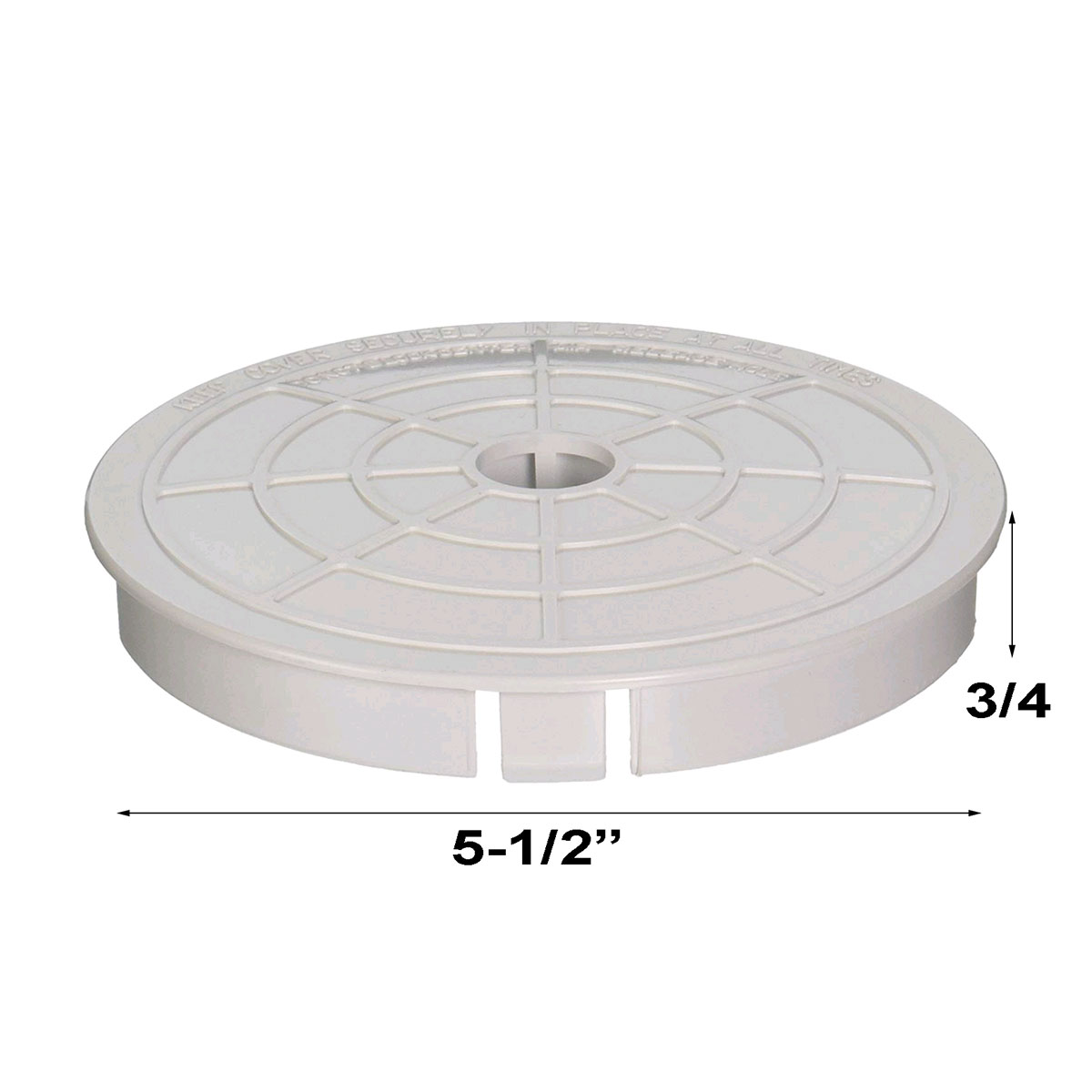 Hayward Lid Round, Above Ground SP1094/SP1095 - SPX1094C