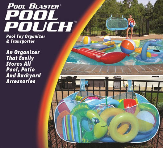 POOL POUCH - Pool Blaster Products