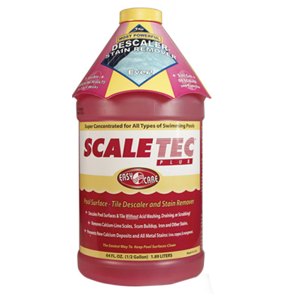 SCALETEC PLUS 64 OZ BOTTLE - Stain & Scale/Sequestering Agent
