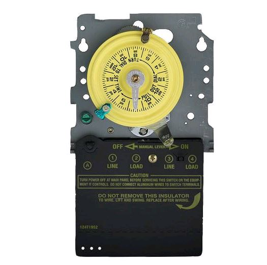 Intermatic Timer 208V Mechanism Only - T104M